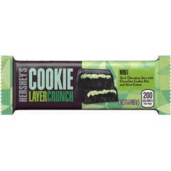 Hershey's Cookie Layer Crunch, Mint,  39g