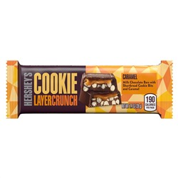 Hershey's Cookie Layer Crunch Caramel  39g