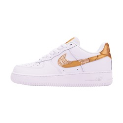 Кроссовки Nike Air Force 1 '07 White Leather арт 5062-1