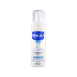 Mustela Shampoing Mousse Nourrisson 150 ml